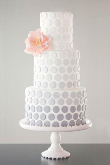 Wedding Cake Designs For Beginners : Tutoriais Bolos fakes - Casando Sem Grana