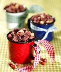 9) Amendoim Torrado