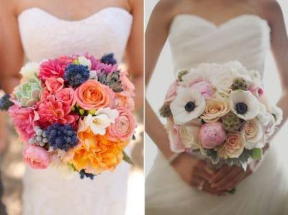 bouquet redondo II