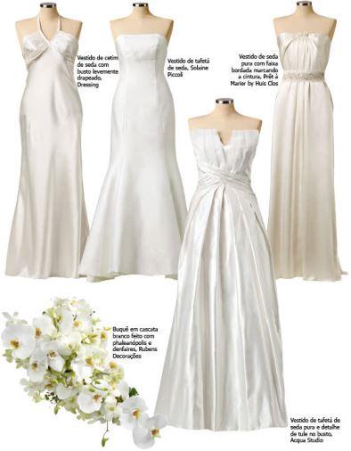 vestido liso II