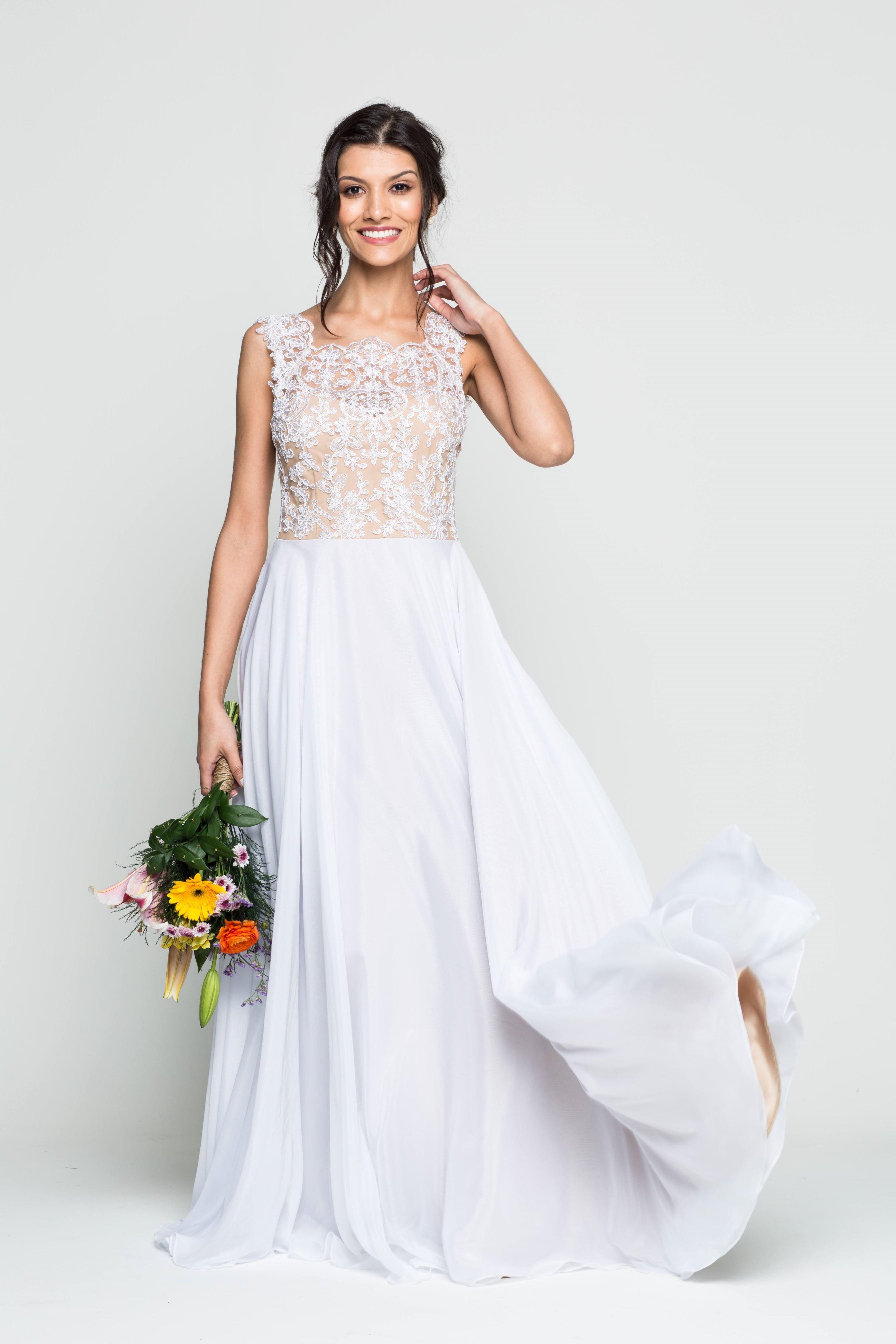 12e2a0997f Vestido de Noiva Gaia