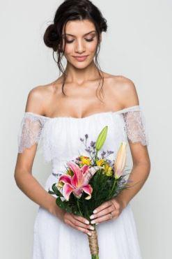 Vestido de Noiva Iemanjá
