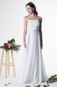 Vestido de Noiva Peônia