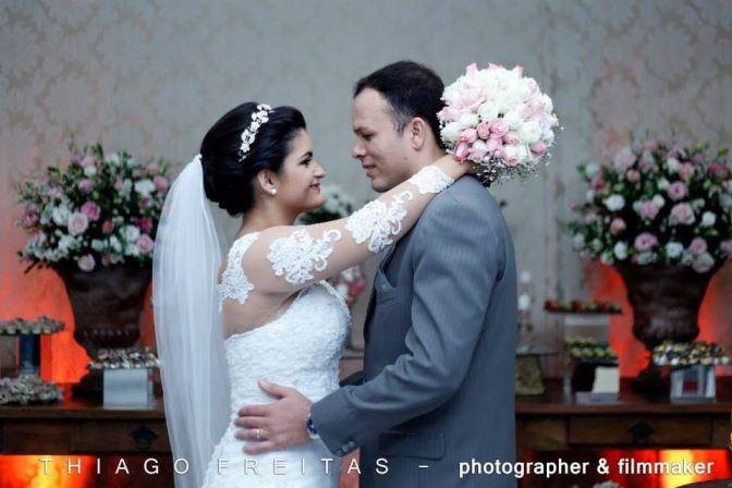 Casamento real e econômico | Juliana e Alan
