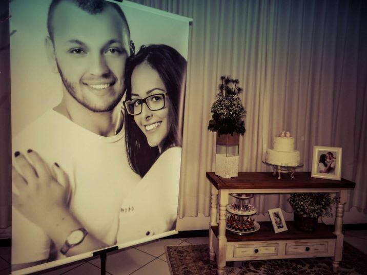 Casamento real e econômico   Amanda e Fhelipe