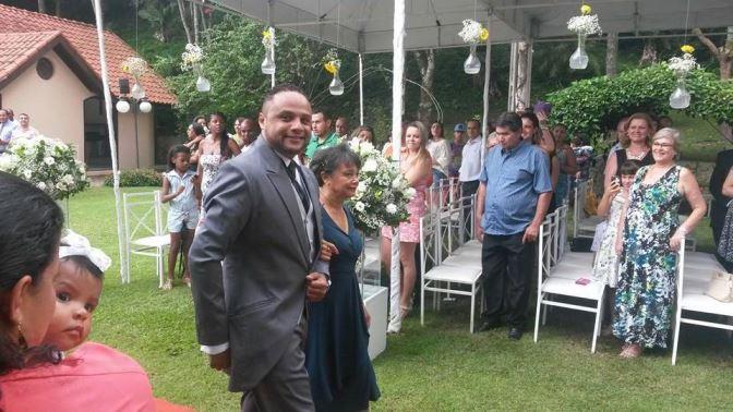 Casamento real Luiz Fernando e Ana Clara
