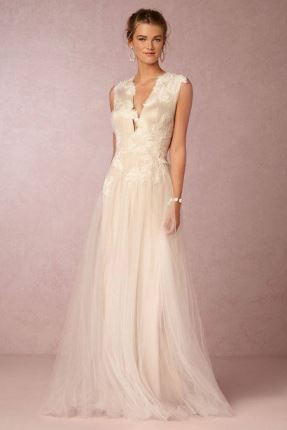 Tendências em vestidos de noiva
