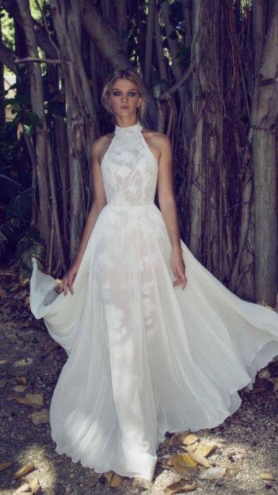 Tendência em vestido de noiva. Fonte: MODwedding