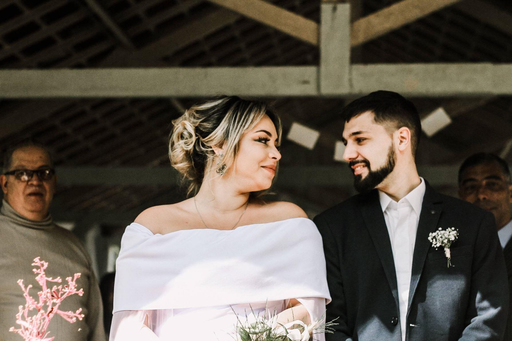 noivos casamento