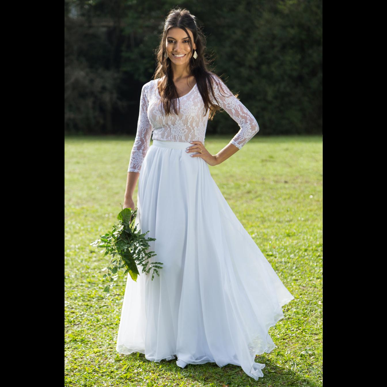 vestido noiva segundo casamento