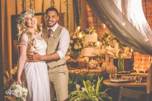 casamento real vitória ES