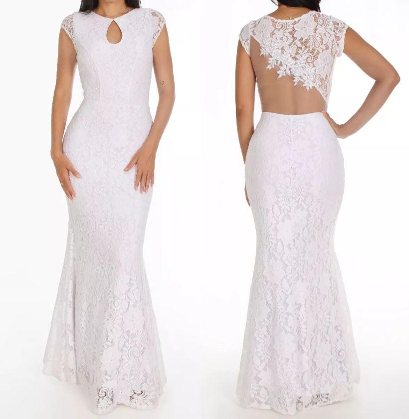 mercado livre vestido noiva