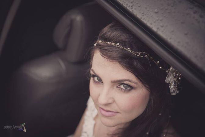 mini wedding noiva