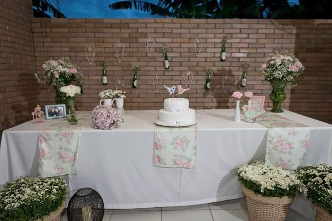 mini wedding mesa