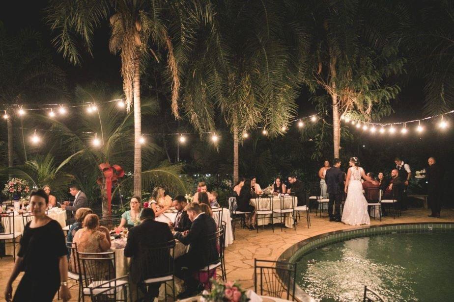 casamento mini wedding ar livre