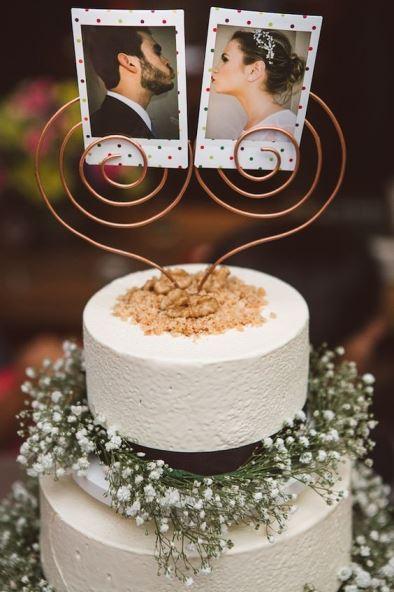 casar sem gastar muito doce bolo festa casamento