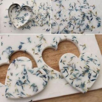 sabonete artesanal lembrancinhas de casamento DIY