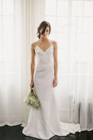 vestido 14 looks de casamento ao ar livre