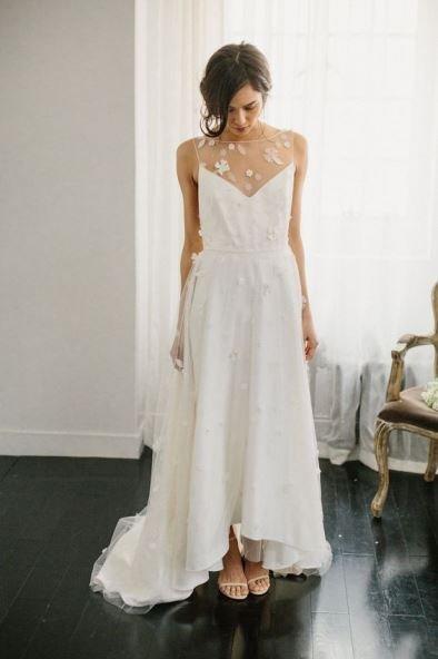 vestido 16 looks de casamento ao ar livre