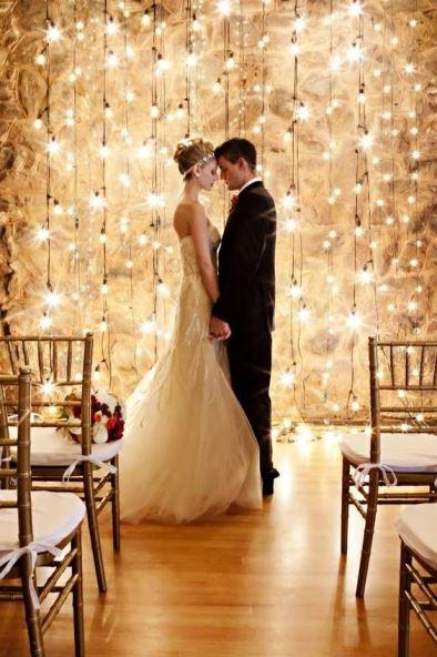 painel de fundo para casamento decoração